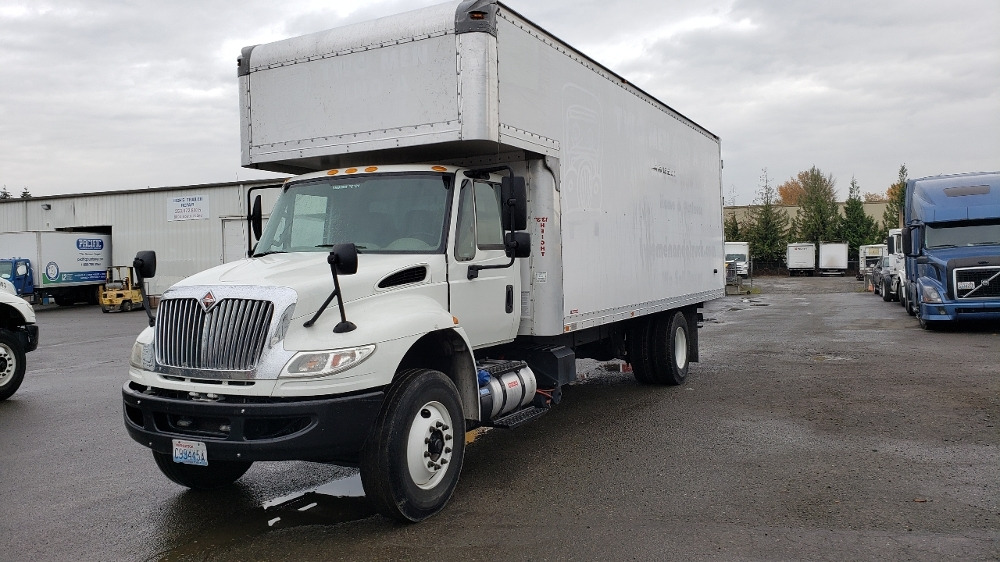 Medium Duty Box Truck-Light and Medium Duty Trucks-International-2015-4300-EVERETT-WA-69,244 miles-$56,750