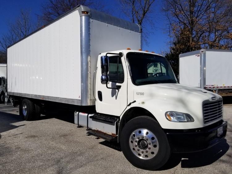 Medium Duty Box Truck-Light and Medium Duty Trucks-Freightliner-2015-M2-BALTIMORE-MD-77,457 miles-$56,250