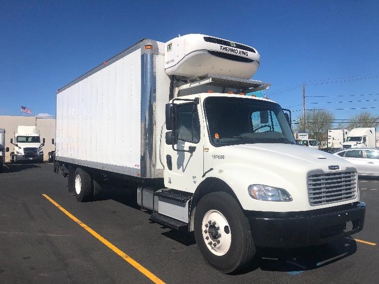 Reefer Truck-Light and Medium Duty Trucks-Freightliner-2015-M2-LAS VEGAS-NV-107,076 miles-$52,500