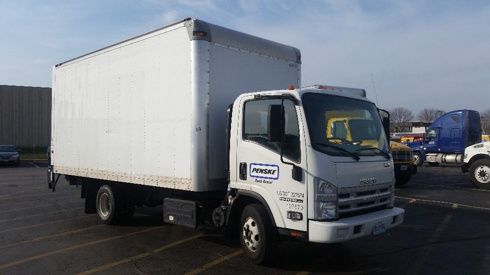 Medium Duty Box Truck-Light and Medium Duty Trucks-Isuzu-2015-NPR-EARTH CITY-MO-75,868 miles-$37,250