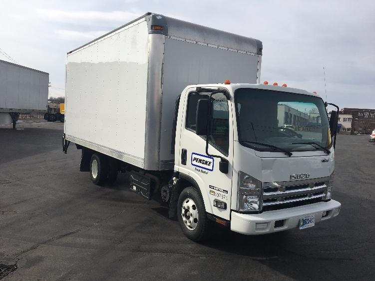 Medium Duty Box Truck-Light and Medium Duty Trucks-Isuzu-2015-NPR-SAINT LOUIS-MO-67,284 miles-$38,000