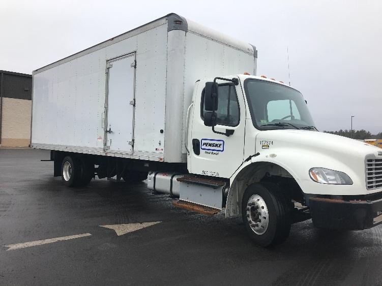 Medium Duty Box Truck-Light and Medium Duty Trucks-Freightliner-2015-M2-FRAMINGHAM-MA-100,844 miles-$41,250