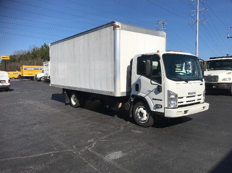 Medium Duty Box Truck-Light and Medium Duty Trucks-Isuzu-2015-NRR-CONYERS-GA-154,780 miles-$30,250