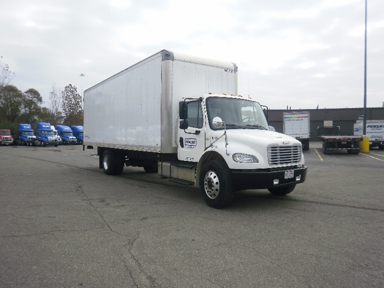 Medium Duty Box Truck-Specialized Equipment-Freightliner-2015-M2-AKRON-OH-83,548 miles-$59,500