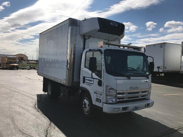 Reefer Truck-Light and Medium Duty Trucks-Isuzu-2015-NQR-AURORA-CO-114,333 miles-$42,000