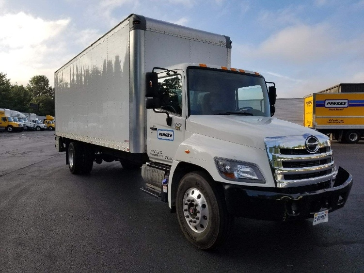 Medium Duty Box Truck-Light and Medium Duty Trucks-Hino-2015-268-CAPITOL HEIGHTS-MD-98,663 miles-$51,750