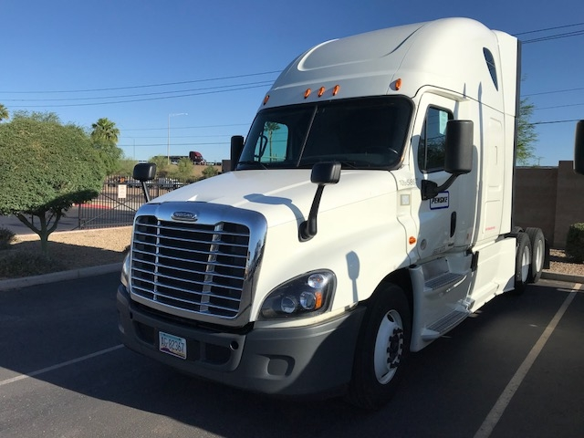 Sleeper Tractor-Heavy Duty Tractors-Freightliner-2015-Cascadia 12564ST-PHOENIX-AZ-430,907 miles-$74,500