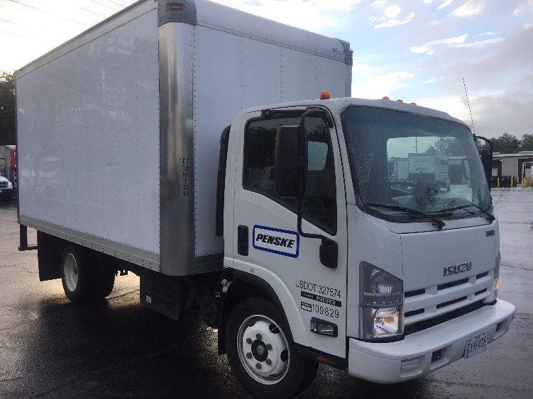 Medium Duty Box Truck-Light and Medium Duty Trucks-Isuzu-2015-NRR-CAPITOL HEIGHTS-MD-86,121 miles-$41,000