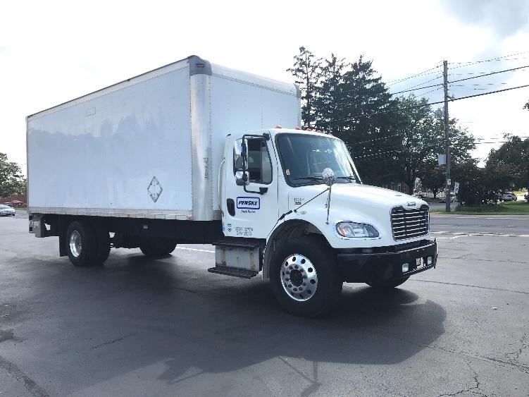 Medium Duty Box Truck-Light and Medium Duty Trucks-Freightliner-2015-M2-BETHLEHEM-PA-106,182 miles-$45,250