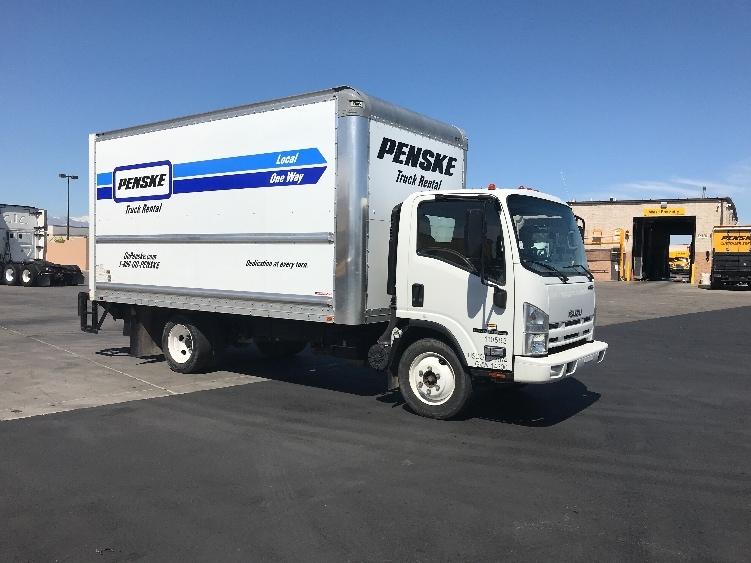 Medium Duty Box Truck-Light and Medium Duty Trucks-Isuzu-2015-NPR EFI-LAS VEGAS-NV-92,850 miles-$33,000
