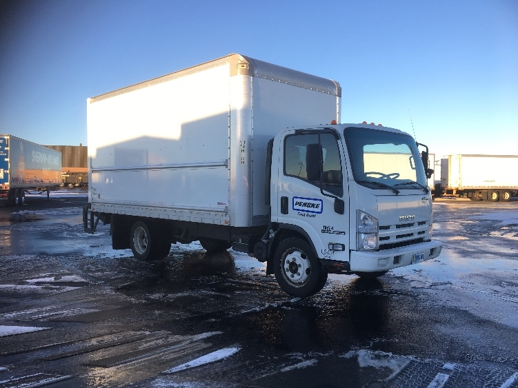 Medium Duty Box Truck-Light and Medium Duty Trucks-Isuzu-2015-NPR EFI-DENVER-CO-86,643 miles-$36,500
