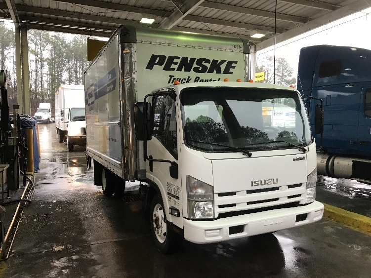 Medium Duty Box Truck-Light and Medium Duty Trucks-Isuzu-2015-NPR EFI-NORCROSS-GA-95,980 miles-$34,000
