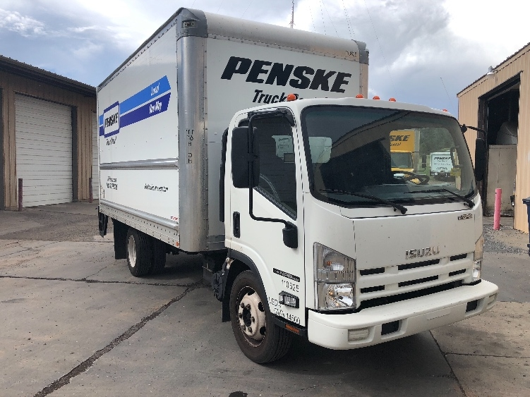 Medium Duty Box Truck-Light and Medium Duty Trucks-Isuzu-2015-NPR EFI-PHOENIX-AZ-72,361 miles-$32,000