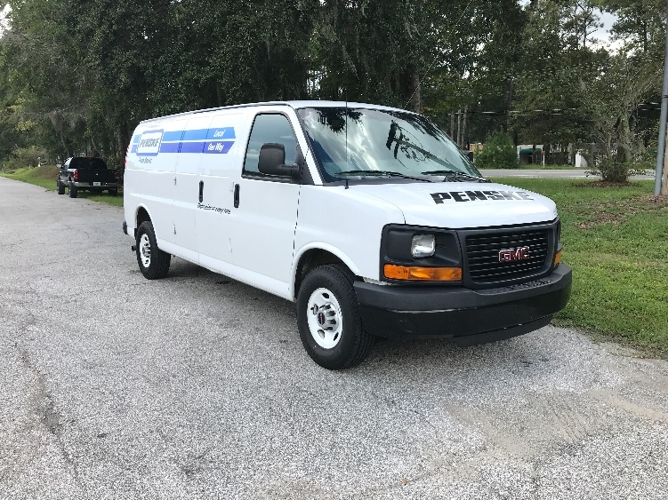 Cargo Van (Panel Van)-Light and Medium Duty Trucks-GMC-2015-Savana G23705-TALLAHASSEE-FL-115,148 miles-$14,500