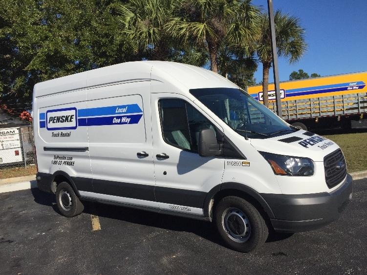 Cargo Van (Panel Van)-Light and Medium Duty Trucks-Ford-2015-TRAN250-ORLANDO-FL-117,057 miles-$22,250