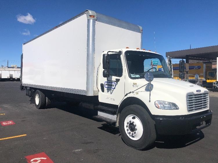 Medium Duty Box Truck-Light and Medium Duty Trucks-Freightliner-2015-M2-LAS VEGAS-NV-158,390 miles-$58,500