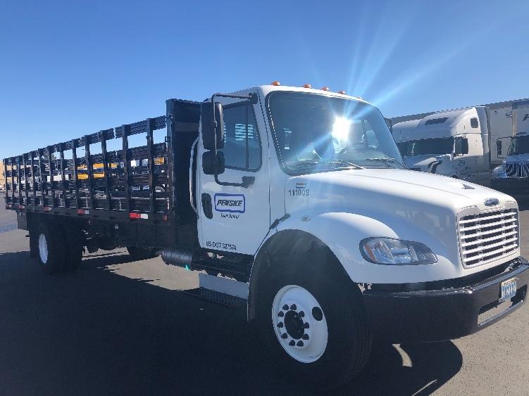 Flatbed Truck-Light and Medium Duty Trucks-Freightliner-2015-M2-LAS VEGAS-NV-113,066 miles-$55,500