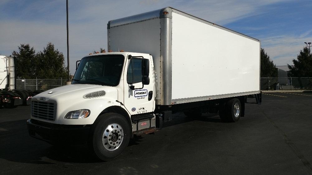 Medium Duty Box Truck-Light and Medium Duty Trucks-Freightliner-2015-M2-ALLEN PARK-MI-76,458 miles-$62,000