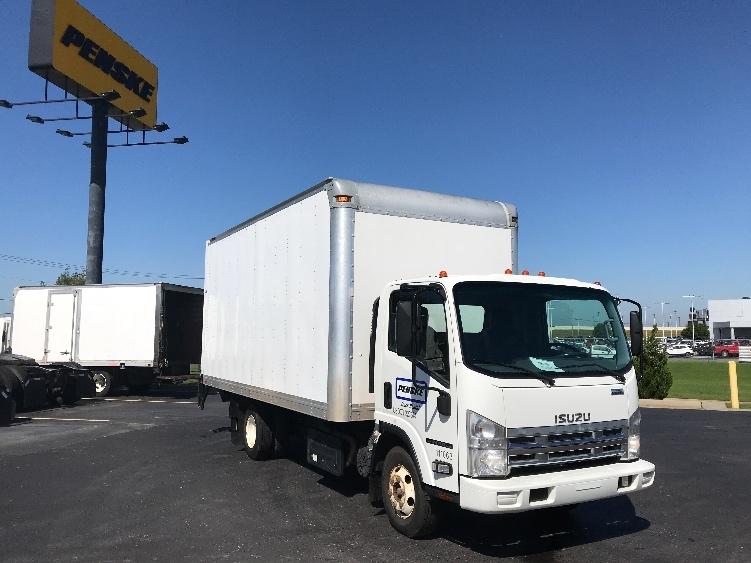 Medium Duty Box Truck-Light and Medium Duty Trucks-Isuzu-2015-NPR-OKLAHOMA CITY-OK-111,862 miles-$31,500
