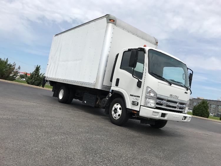 Medium Duty Box Truck-Light and Medium Duty Trucks-Isuzu-2015-NPR-OKLAHOMA CITY-OK-92,653 miles-$33,000