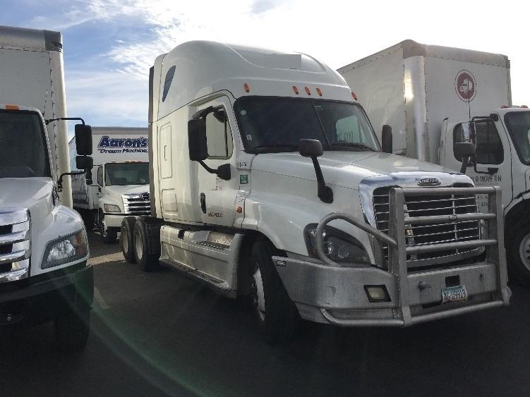 Sleeper Tractor-Heavy Duty Tractors-Freightliner-2015-Cascadia 12564ST-PHOENIX-AZ-661,250 miles-$41,750
