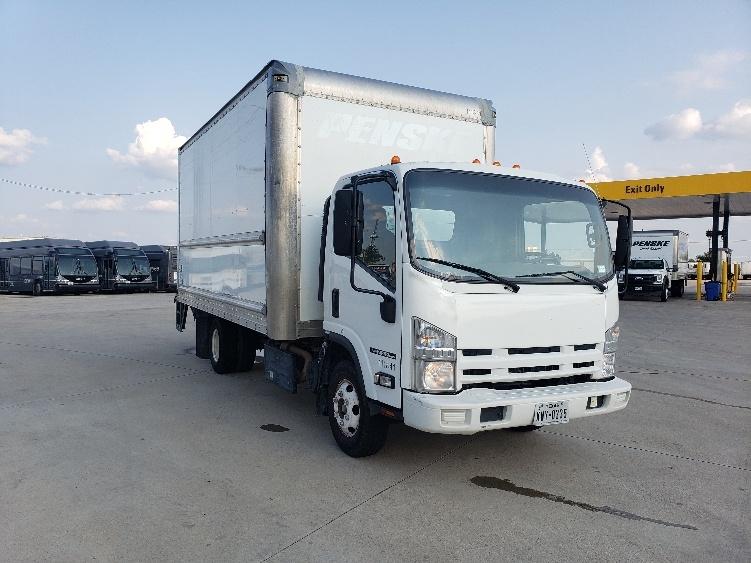 Medium Duty Box Truck-Light and Medium Duty Trucks-Isuzu-2015-NPR-GRAND PRAIRIE-TX-110,264 miles-$36,250