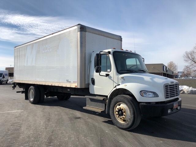 Medium Duty Box Truck-Light and Medium Duty Trucks-Freightliner-2015-M2-WEST VALLEY CITY-UT-172,227 miles-$40,000