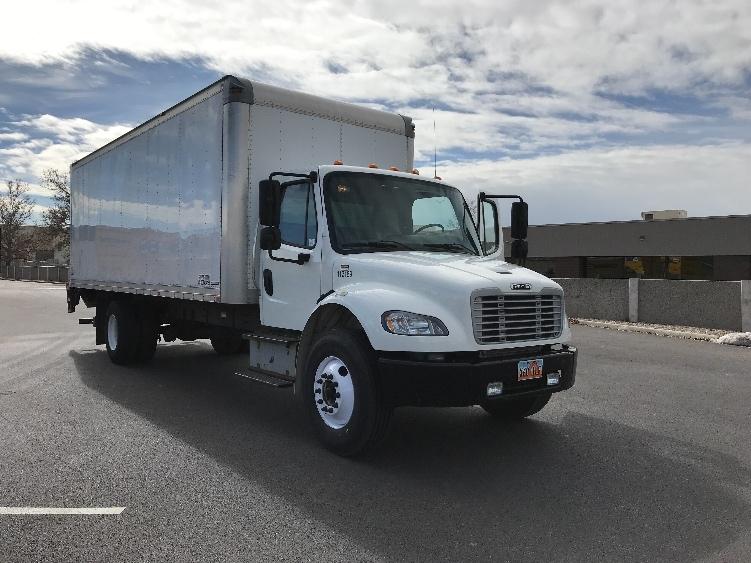 Medium Duty Box Truck-Light and Medium Duty Trucks-Freightliner-2015-M2-WEST VALLEY CITY-UT-169,819 miles-$42,000