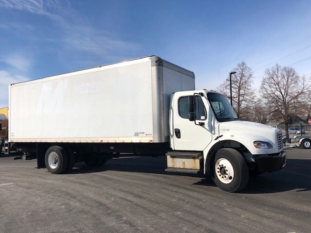 Medium Duty Box Truck-Light and Medium Duty Trucks-Freightliner-2015-M2-WEST VALLEY CITY-UT-144,502 miles-$47,750