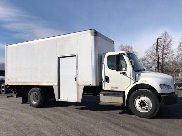 Medium Duty Box Truck-Light and Medium Duty Trucks-Freightliner-2015-M2-WEST VALLEY CITY-UT-140,470 miles-$44,000