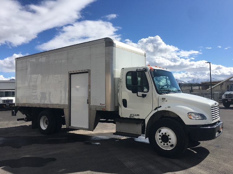 Medium Duty Box Truck-Light and Medium Duty Trucks-Freightliner-2015-M2-WEST VALLEY CITY-UT-161,136 miles-$41,750
