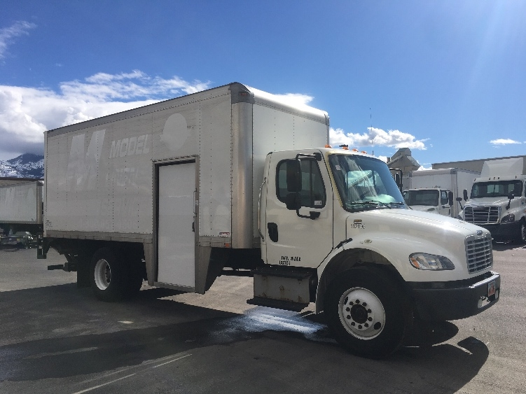 Medium Duty Box Truck-Light and Medium Duty Trucks-Freightliner-2015-M2-WEST VALLEY CITY-UT-150,696 miles-$42,750