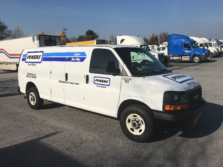 Cargo Van (Panel Van)-Light and Medium Duty Trucks-GMC-2015-Savana G23705-ATLANTA-GA-112,158 miles-$19,000