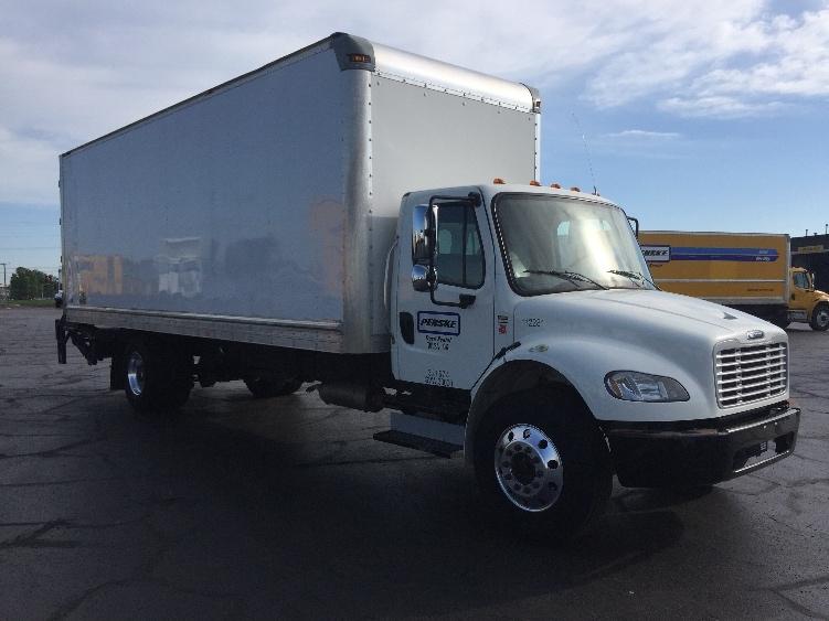 Medium Duty Box Truck-Light and Medium Duty Trucks-Freightliner-2015-M2-DALLAS-TX-105,444 miles-$42,000