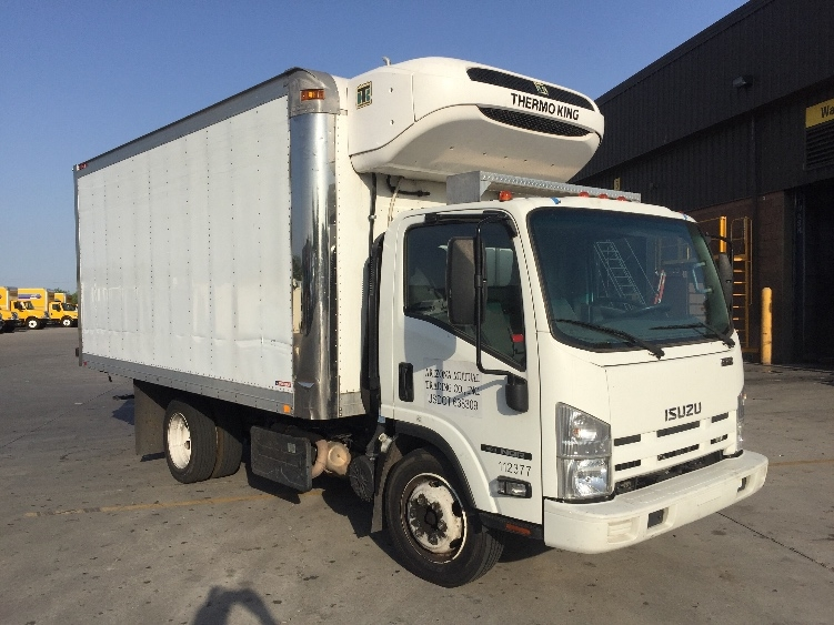 Reefer Truck-Light and Medium Duty Trucks-Isuzu-2015-NQR-PHOENIX-AZ-132,465 miles-$33,250