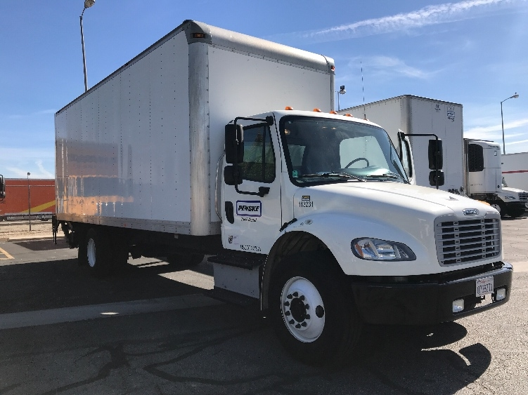 Medium Duty Box Truck-Light and Medium Duty Trucks-Freightliner-2015-M2-CITY OF INDUSTRY-CA-71,090 miles-$53,750