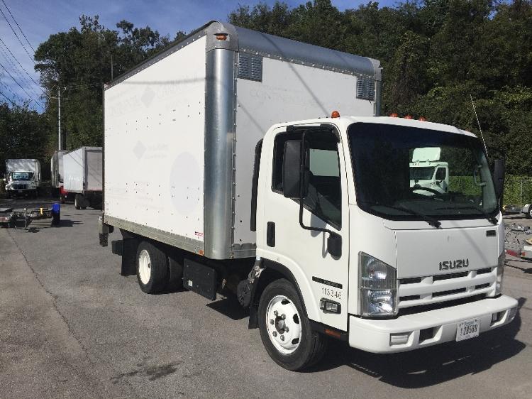 Medium Duty Box Truck-Light and Medium Duty Trucks-Isuzu-2015-NRR-KNOXVILLE-TN-195,987 miles-$31,000
