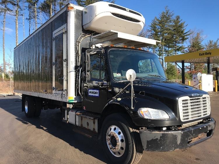 Reefer Truck-Light and Medium Duty Trucks-Freightliner-2015-M2-BRAINTREE-MA-145,059 miles-$42,000
