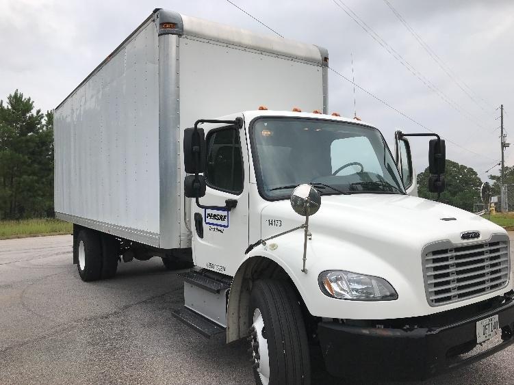 Medium Duty Box Truck-Light and Medium Duty Trucks-Freightliner-2015-M2-FOREST PARK-GA-67,000 miles-$43,250