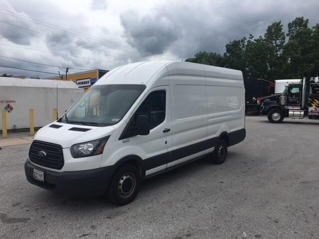 Cargo Van (Panel Van)-Light and Medium Duty Trucks-Ford-2015-TRAN350-BALTIMORE-MD-131,739 miles-$27,250