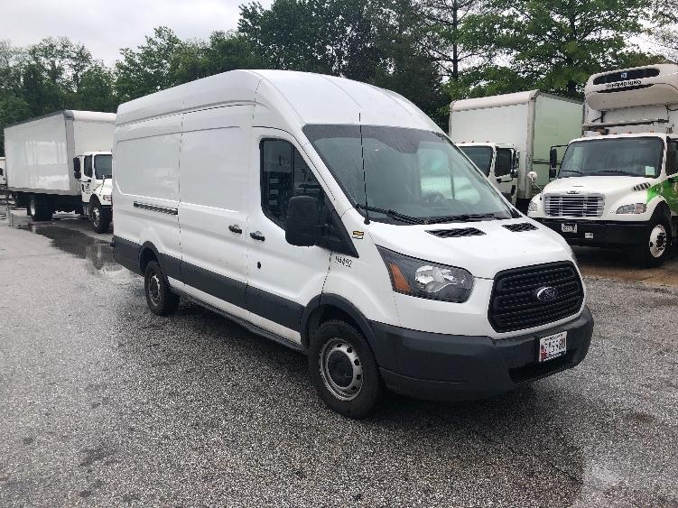 Cargo Van (Panel Van)-Light and Medium Duty Trucks-Ford-2015-TRAN350-BALTIMORE-MD-165,878 miles-$29,750