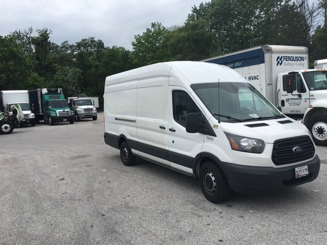 Cargo Van (Panel Van)-Light and Medium Duty Trucks-Ford-2015-TRAN350-BALTIMORE-MD-146,449 miles-$27,250