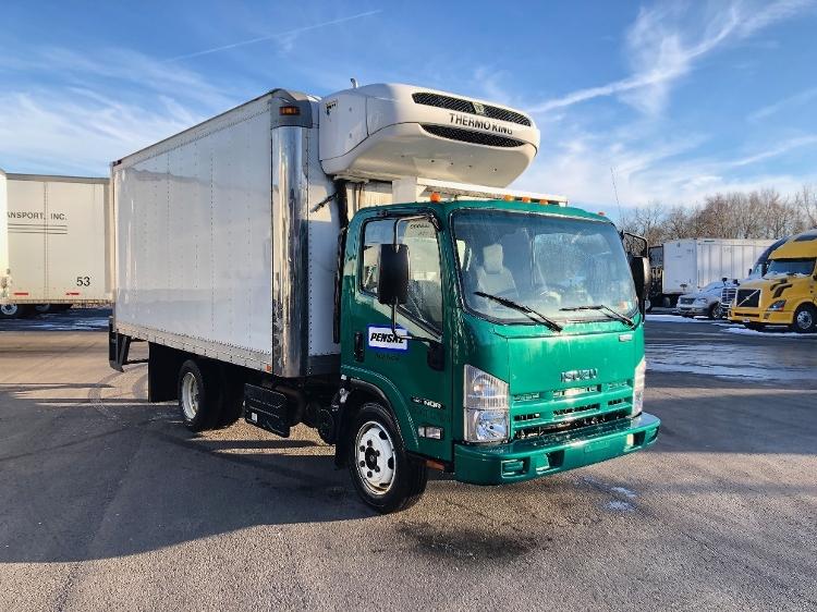 Reefer Truck-Light and Medium Duty Trucks-Isuzu-2015-NQR-MOUNT PLEASANT-PA-64,433 miles-$40,750