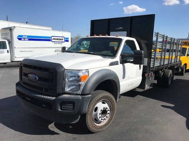 Flatbed Truck-Specialized Equipment-Ford-2015-F450-PHOENIX-AZ-100,821 miles-$29,750