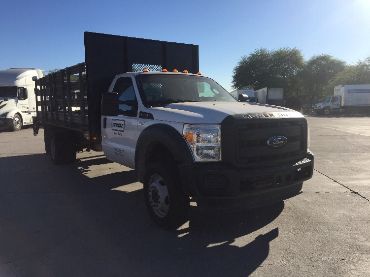 Flatbed Truck-Specialized Equipment-Ford-2015-F450-PHOENIX-AZ-81,968 miles-$31,500