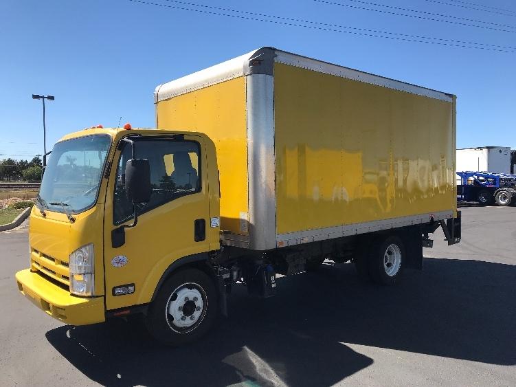 Medium Duty Box Truck-Light and Medium Duty Trucks-Isuzu-2015-NQR-AURORA-CO-113,500 miles-$30,000