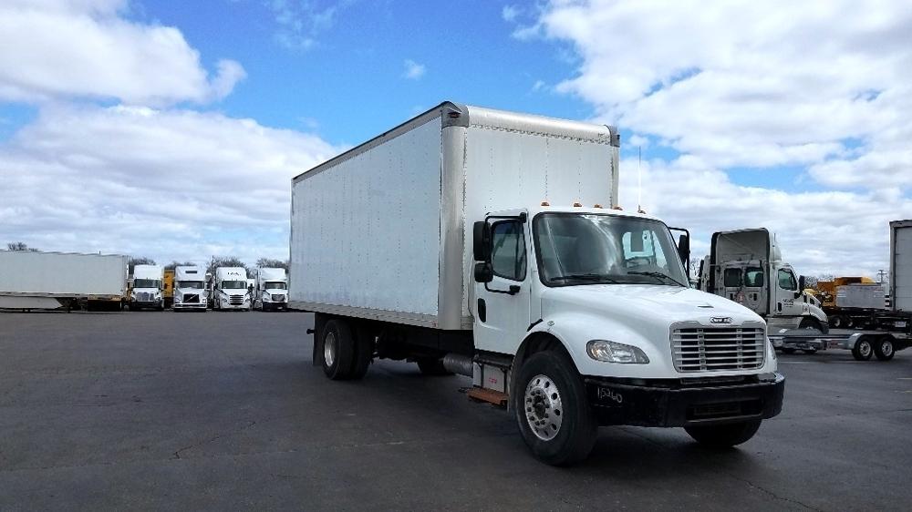 Medium Duty Box Truck-Light and Medium Duty Trucks-Freightliner-2015-M2-ALLEN PARK-MI-207,807 miles-$38,750