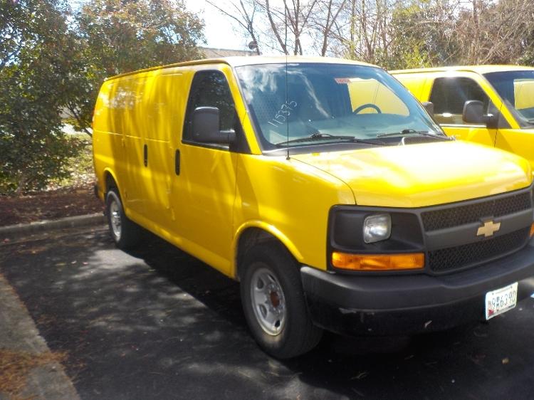 Cargo Van (Panel Van)-Light and Medium Duty Trucks-Chevrolet-2014-G23405-CAPITOL HEIGHTS-MD-109,858 miles-$15,000