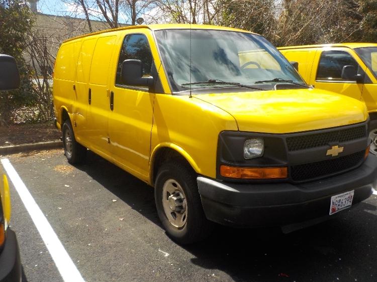 Cargo Van (Panel Van)-Light and Medium Duty Trucks-Chevrolet-2014-G23405-CAPITOL HEIGHTS-MD-106,404 miles-$15,000