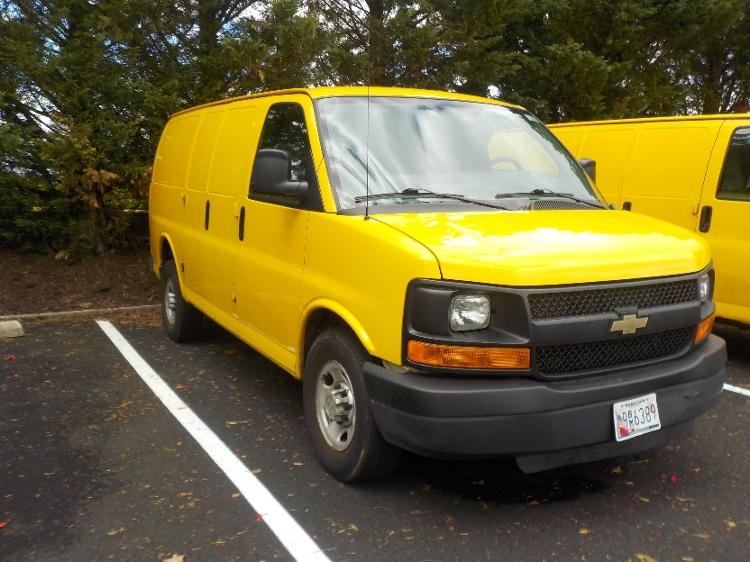 Cargo Van (Panel Van)-Light and Medium Duty Trucks-Chevrolet-2014-G23405-CAPITOL HEIGHTS-MD-97,832 miles-$15,750